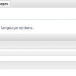 画像: Lexicon Management(Languages) - MODx Revolution 2.0.0-alpha4