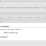 画像: Packages(その3) - MODx Revolution 2.0.0-alpha4