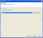 画像: Webマクロの選択 - WebSundew