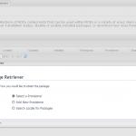 画像: Packages(その2) - MODx Revolution 2.0.0-alpha4