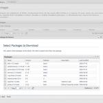 画像: Packages(その4) - MODx Revolution 2.0.0-alpha4