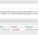 画像: Packages(その5) - MODx Revolution 2.0.0-alpha4