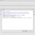 画像: Packages(その7) - MODx Revolution 2.0.0-alpha4